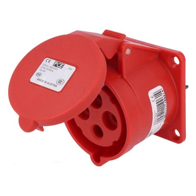 Ổ-cắm-gắn-âm-loại-không-kín-nước-dạng-thẳng-F313-6-F314-6-F315-6-PCE