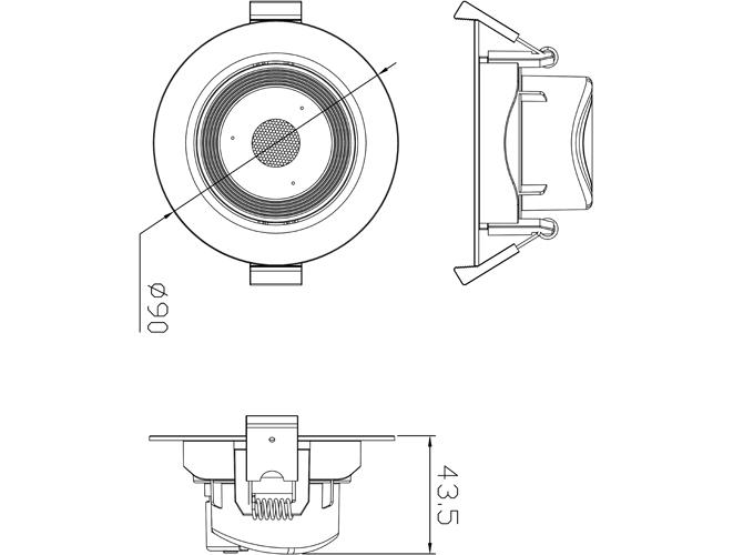 LED-Dowlight-am-tran-dieu-chinh-goc-chieu-2