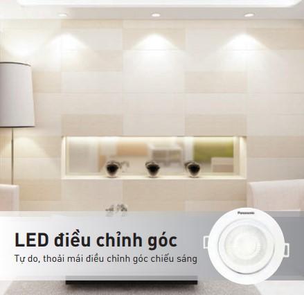 den-led-am-tran-dieu-chinh-goc-chieu-panasonic