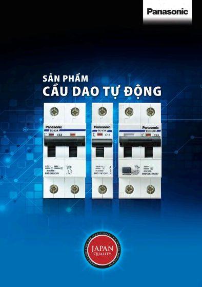 catalogue aptomat Panasonic