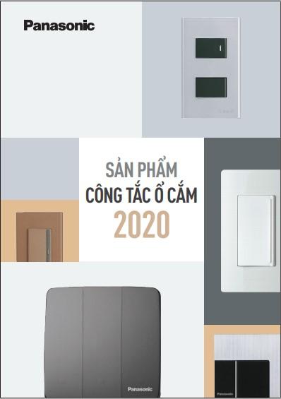 catalogue cong tac o cam Panasonic